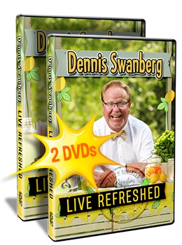 Live Refreshed- Fresh Squeezed Special!