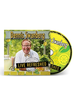 Live Refreshed CD